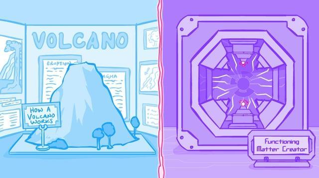 ESZ 10Sec Teaser - Science Fair Animatic