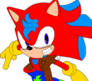 Brokk the Hedgehog