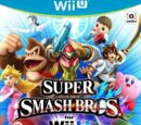 Jeux Super Smash Bros.
