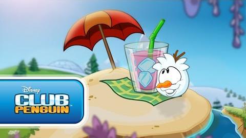 ¡Exclusivo! Video musical de Frozen en verano-0