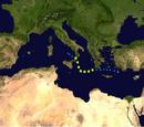2052 Mediterranean cyclone season