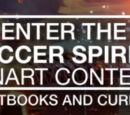 Enter the Soccer Spirits Fan Art Contest