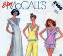 McCall's 2496
