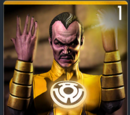 Sinestro/Antimatter
