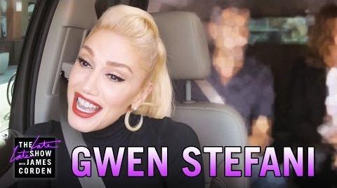 Gwen Stefani Carpool Karaoke (w Surprise Guests)