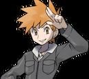 Pokémon Gym Leaders