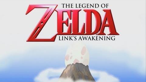 """The Legend of Zelda: Link's Awakening - Episode 1 """"Awakening Link"""""""