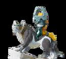 Amiibo/Wolf Link