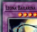 Leona Bailarina de la Lunaluz