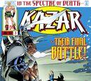 Ka-Zar Vol 3 3