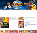 JoeysWorldTour Episode Guide