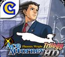 Phoenix Wright: Ace Attorney Trilogy HD
