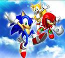 Piosenki z gry Sonic Heroes