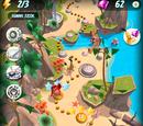 Геймплей Angry Birds Action!