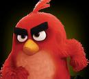 Птицы из Angry Birds в кино