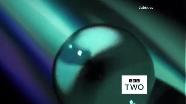 BBC Two 2016 - Crystal Ball ident