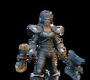 Warrior Abilities