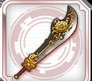 桜花柳葉刀