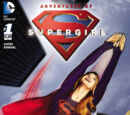 Adventures of Supergirl/Covers