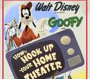 Instale seu Home Theater com Pateta