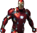 Iron Man Armor MK XLVI (Earth-199999)