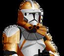 Comandantes Clon