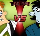 Dr. Doofenshmirtz VS Dr. Drakken
