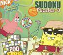 SpongeBob SquarePants Sudoku Puzzles 3
