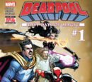 Deadpool: Last Days of Magic Vol 1 1
