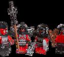 853516 Ensemble de construction Armée de monstres Nexo Knights