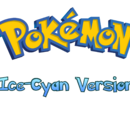 Pokemon Ice-Cyan, Fire-Orange & Bolt-Amber Versions