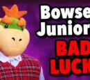 Bowser Junior's Bad Luck!