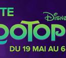 Fête Zootopie