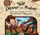 Dipper and Mabel and the Curse of the Time Pirate's Treasure