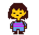 Frisk (Exaggerated)