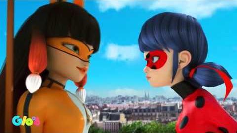 Miraculous Ladybug -S01E26 - Volpina - último episódio da Primeira Temporada PT BR