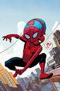 Amazing Spider-Man Vol 4 16 Marvel Tsum Tsum Takeover Variant Textless.jpg