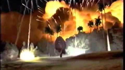 Dinosaur VHS and DVD Trailer