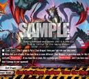 "Great Raging Dragon, Zargilragne ""Crazed Claw Raging Fang"""
