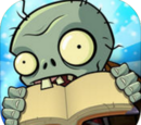 Boombox Zombie/Plants vs Zombies Book Pack