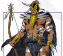 Jesse Black Crow (Earth-616)