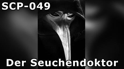 """SCP-049 """"Der Seuchendoktor"""""""