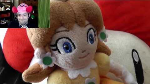 Kushowa Reacts to Cute Mario Bros. - Luigi Loves Daisy!
