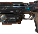 ЭМГ-пистолет ОАК
