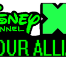 Disney Channel XD: Up Your Alliance!