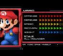Mario (SSBWU/3DS)