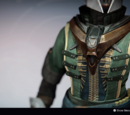 Vault of Glass Warlock Armor