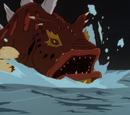 Fish Kaiju