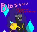 Blossom's Bizarre Adventure Part III: Diamante Scuro