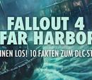 Fallout 4: Far Harbor - 10 Fakten zum DLC-Start